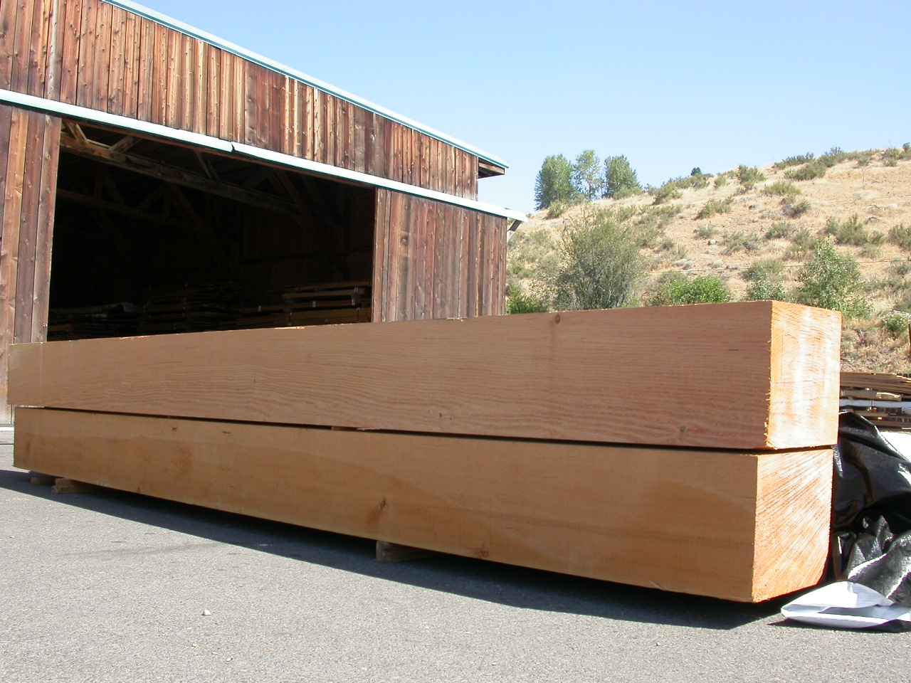 Select Structural Grade Douglas Fir