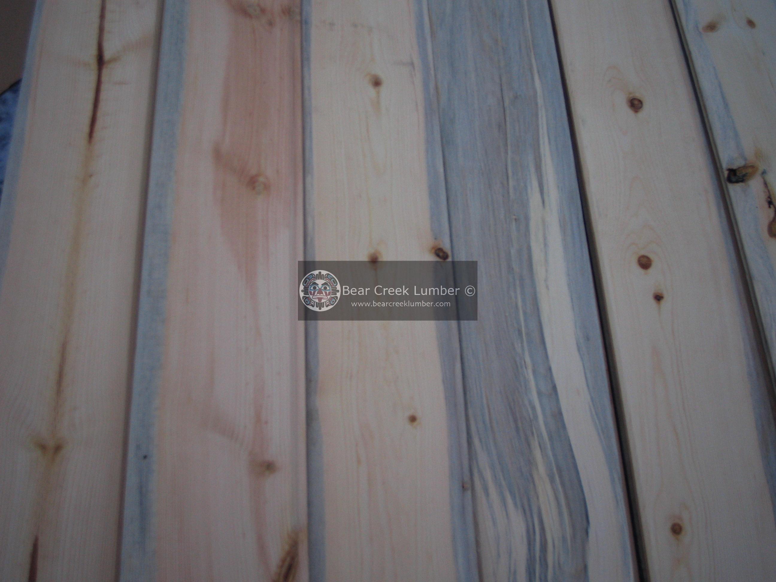 3 Common Grade Spruce