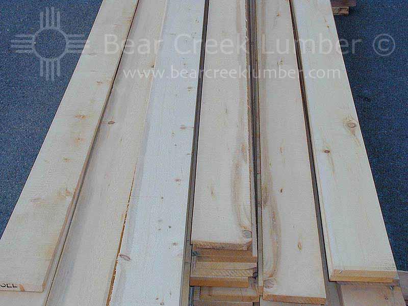 Bear Creek Lumber Alaskan Yellow Cedar Boards Rough Cut