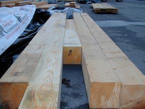 Bear Creek Lumber Douglas Fir Post Amp Beams Rough Cut