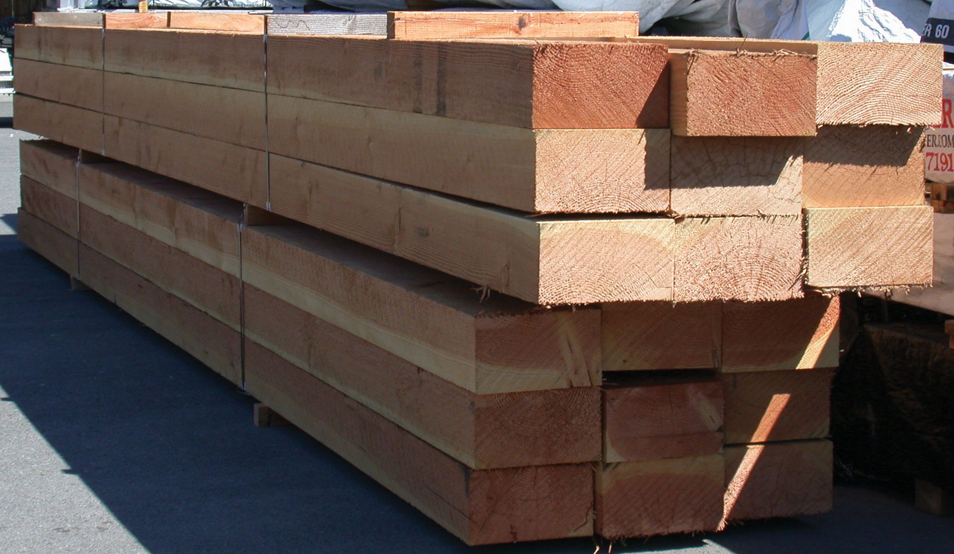 Bear Creek Lumber Douglas Fir Post Amp Beams Rough Cut