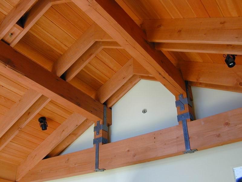 Western Red Cedar Ceiling Paneling Bear Creek Lumber
