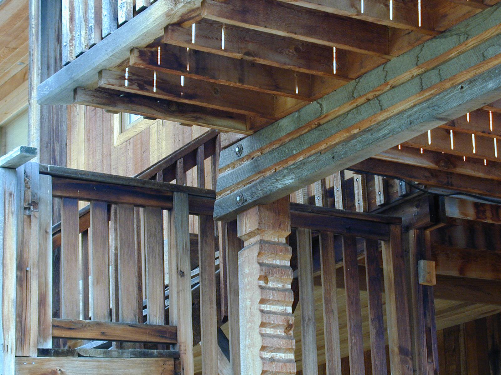 Bear Creek Lumber Weathered Western Red Cedar