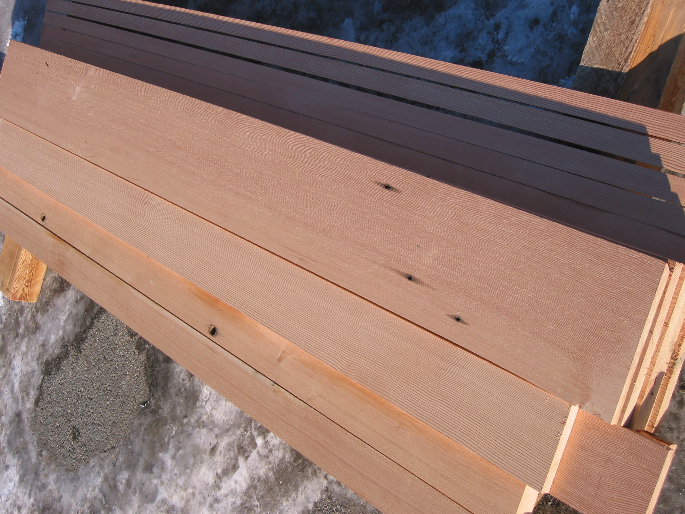 RECLAIMED AND RECYCLED LUMBER: BEAR CREEK LUMBER