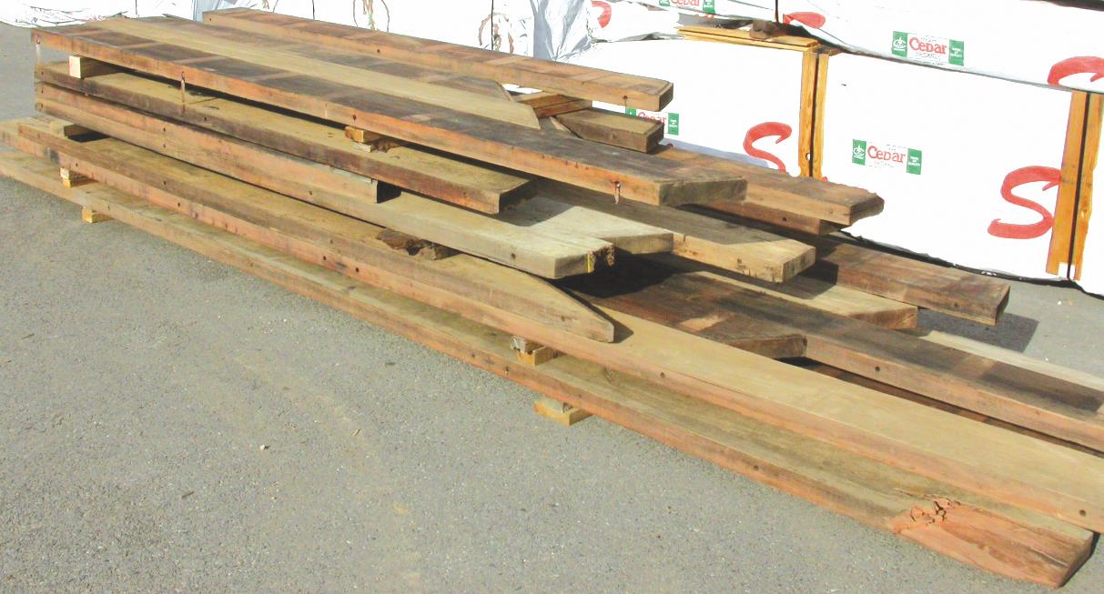 Reclaimed And Recycled Lumber Bear Creek Lumber