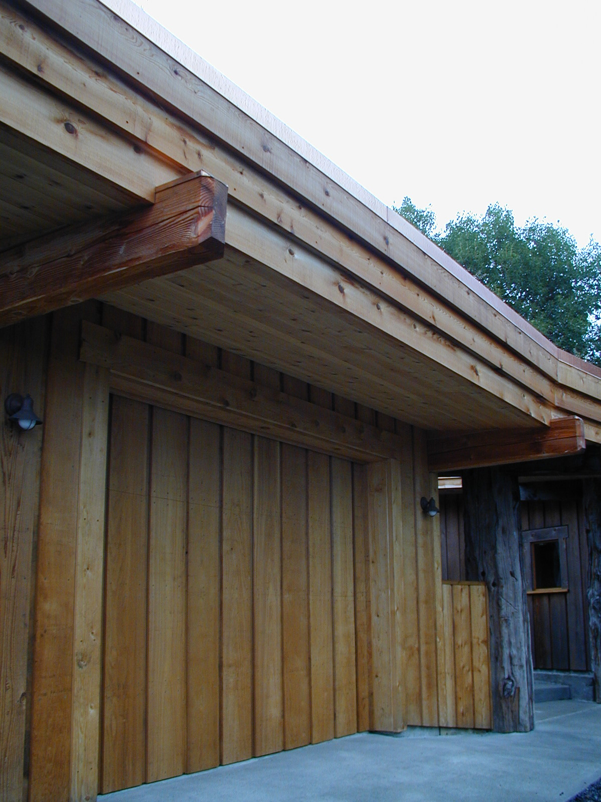 Soffit Western Red Cedar Bear Creek Lumber