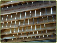 picture of decking beams