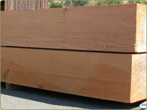 SELECT STRUCTURAL GRADE : DOUGLAS FIR