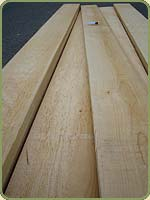 IMAGE OF ROUGH CUT port orford cedar BOARDS PRODUCT NUMBER