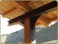 DOUGLAS FIR : POST AND BEAM : LUMBER PRODUCTS