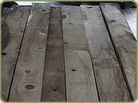 reclaimed cedar boards siding 5/4 x 8 inches
