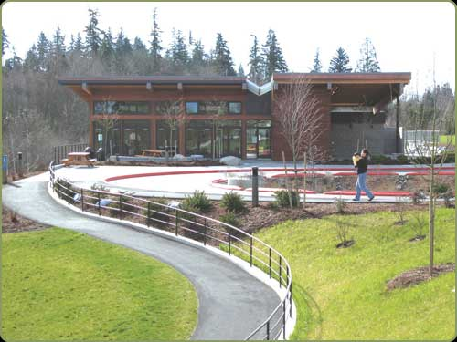 large image of the lewis creek rec center
