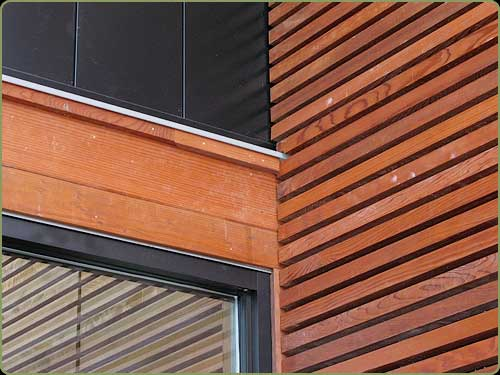 large image of the redwood siding