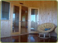 port orford cedar interior paneling picture